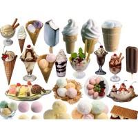 История возникновения мороженого