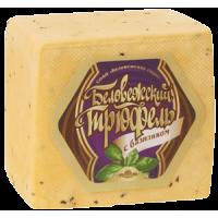 Сыр Беловежский трюфель 40%