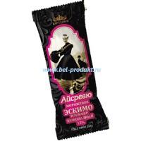 Царь холод айсревю мороженое эскимо пломбир шоколадный (60 г х40)(26)